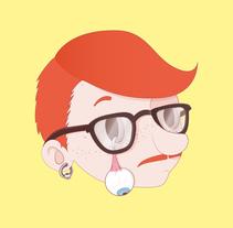 Imaginary Friends. Un proyecto de Ilustración, Diseño de personajes y Diseño gráfico de Alice Maurier - 15-03-2016