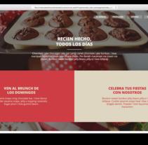 Mi Proyecto del curso: Introducción al Desarrollo Web Responsive con HTML y CSS. Um projeto de Web design de Eduardo Aire Torres         - 01.04.2016
