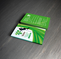 Tarjetas Corporativas. Um projeto de Design e Design gráfico de José M. Miguel         - 17.03.2016