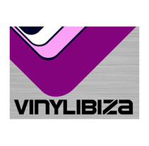 Logo Vinylibiza. A Graphic Design project by Elena  Ojeda Esteve         - 27.02.2012