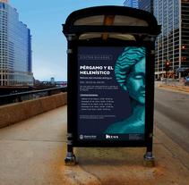 Sistema de Afiches. Un proyecto de Diseño e Ilustración de Facundo Ortega - 19-03-2016