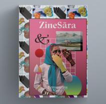 ZineSara. Um projeto de Design, Direção de arte e Design editorial de Gerson Cabrera         - 20.03.2016