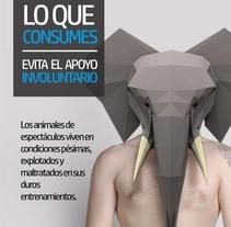 Apoyo Involuntario. A Design, Photograph, 3D, Graphic Design, and Collage project by Almudena Arroyo         - 15.02.2016