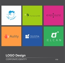 Corporate identity. A Br, ing, Identit, and Graphic Design project by Enedeache          - 03.04.2016