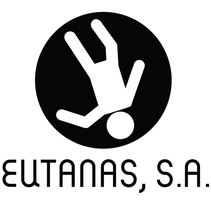 Materiales gráficos para cortometraje 'Eutanas S.A.'. A Br, ing, Identit, and Graphic Design project by Rosa López - 03-04-2016