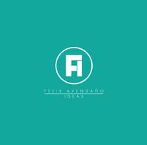 Identidad y Branding, personal. Un proyecto de Diseño, Dirección de arte, Br, ing e Identidad, Diseño gráfico y Caligrafía de Felix Avendaño         - 04.04.2016