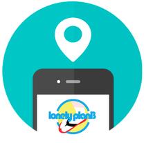 """Lonely Planet: """"Nueva App para disfrutar de las vacaciones sin turistas"""". Un proyecto de Diseño y Publicidad de Amaia Ancín         - 04.04.2016"""
