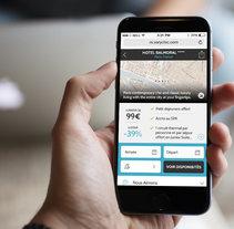 VeryChic mobile website mock ups. Un proyecto de Diseño, UI / UX, Diseño interactivo y Diseño Web de Paulo Marques - 05-03-2015