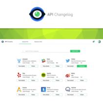 Propuesta Rediseño API Changelog. Un proyecto de UI / UX y Diseño Web de Eva Morcillo         - 13.04.2016