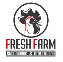 Fresh Farm Logo. Um projeto de Br, ing e Identidade e Design gráfico de Alessio Conte         - 14.04.2016
