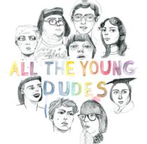 All the Young Dudes. Un proyecto de Ilustración y Diseño editorial de Sandra Rodríguez         - 16.04.2016