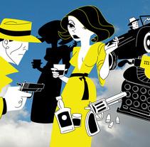 Ilustración - Varios.. Un proyecto de Ilustración y Animación de Fausto Galindo - 16-04-2016