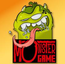 FATMAN & Monster Game( Videojuegos). Un proyecto de Br e ing e Identidad de jose ramón puerto urios         - 17.04.2016