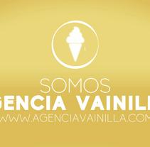 Spot Agencia Vainilla . Un proyecto de Motion Graphics y Post-producción de Pep T. Cerdá Ferrández - Miércoles, 20 de abril de 2016 00:00:00 +0200