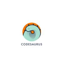 Logotipo Codesaurus. Um projeto de Br, ing e Identidade e Design gráfico de Alba Romero de la Herrán         - 19.04.2016