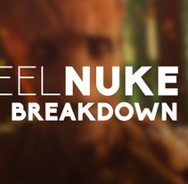 Breakdown Reel Nuke X 2016. A Post-Production, and VFX project by Pep T. Cerdá Ferrández - 20-04-2016