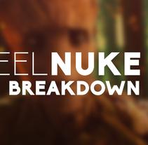 Breakdown Reel Nuke X 2016. Un proyecto de Post-producción y VFX de Pep T. Cerdá Ferrández - 20-04-2016