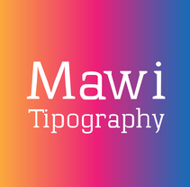 The type of mawi.. A Design, T, and pograph project by Mawi Dominguez Jorge         - 27.08.2016