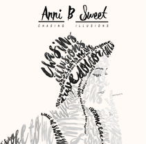 Proyecto tipográfico. Anni B Sweet. A Graphic Design, T, and pograph project by Sara López         - 26.04.2016