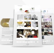 Diseño web Fambuena. Um projeto de Desenvolvimento Web de Jnacher          - 06.05.2014