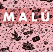 Fragancia Malú. Um projeto de Packaging de Aaron Porlan Gese         - 26.01.2016