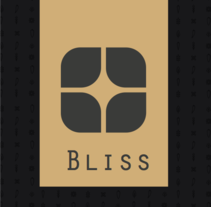 Bliss. Um projeto de Design, Br, ing e Identidade e Design de produtos de Mikel Bengoechea Arrazola         - 08.05.2016