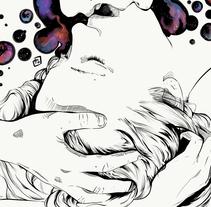 La miseria de un pez. Um projeto de Ilustração de Otto R.         - 08.05.2016