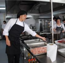 Una facultad pionera en Europa con presencia en Málaga. A Photograph, Cooking, Information Architecture, Writing, Cop, and writing project by Mari Carmen Jaime Marmolejo         - 09.05.2016
