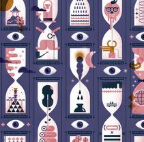 REVISTA PRINCIPIA. Un proyecto de Ilustración y Diseño editorial de Del Hambre  - 11-05-2016