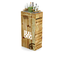 BullDog _ PLV. A Design, 3D, Furniture Design, Marketing&Infographics project by Alberto Gonzalez Olmos         - 21.05.2016