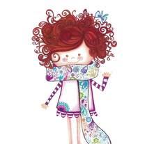 Harriet Clare (serie de libros infantiles). A Illustration project by Marlene Monterrubio         - 22.05.2016