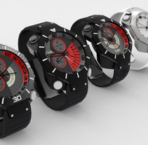 Relojes Cartec. A Design, 3D, Accessor, Design&Industrial Design project by Noelia Muñoz         - 24.05.2016