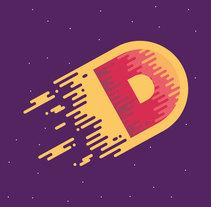 DConference. A Br, ing, Identit, Art Direction, Design, Editorial Design, Graphic Design&Illustration project by Mario Fernández García-Pulgar - 05.02.2016