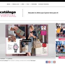 Catálgo Virtual. Un proyecto de Diseño Web de Jose Antonio Rios         - 29.05.2016