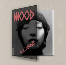 Mood by Haw-lin | Conversión de material online a formato papel. A Editorial Design, Graphic Design, T, and pograph project by Aníbal Carbonero - 01-06-2016