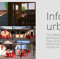 Mi Proyecto del curso: Portafolios personal. Um projeto de Design, 3D e Web design de Inmaculada Morillas Espinosa         - 02.06.2016