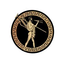 Greek vignettes and caps. Un proyecto de Diseño, Ilustración, Dirección de arte, Diseño gráfico y Tipografía de Yeniel Yoder         - 05.06.2016