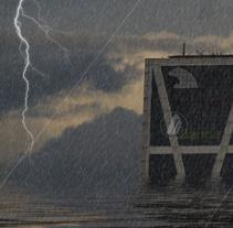 Diluvio. Um projeto de Consultoria criativa e Design gráfico de Angel Asperilla         - 12.06.2016