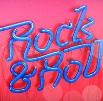 Rock & Roll. Um projeto de 3D de Pedro Franco Alegre         - 18.10.2016