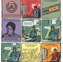 Mi Proyecto del curso: El cómic es otra historia. Un proyecto de Comic de aaroncruz270500 - 16-06-2016