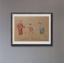 ColaborARTE. A Illustration, and Fine Art project by alberto martinez romero         - 19.06.2016