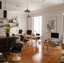 Ultramarina Madrid. A Br, ing, Identit, Editorial Design, Graphic Design, Interior Design, and Web Design project by Ultramarina  Central de Ideas  - 22-06-2016