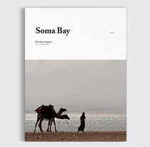 Soma Bay. Un proyecto de Fotografía, Dirección de arte, Diseño editorial, Diseño gráfico y Tipografía de Hendrik Hohenstein - 30-11-2015