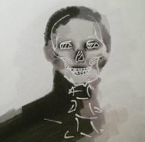 365. Um projeto de Design, Ilustração, Artesanato, Artes plásticas, Pintura, Colagem e Papercraft de Elvira Rojas         - 03.07.2016