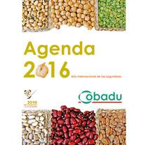Diseño de portada y contraportada Agenda. A Design project by Mercedes Hernández Seisdedos - 07-07-2016