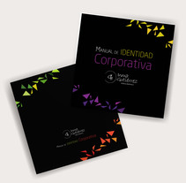 Manual Corporativo. A Br, ing, Identit, and Graphic Design project by Inmaculada  Gutiérrez Mier - 10-07-2016