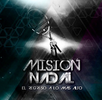 Mision Nadal. A Advertising, Art Direction, and Social Media project by kanitres - 18-07-2016