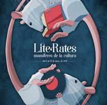 Lite-rates.. A Design&Illustration project by Lídia Díaz         - 23.10.2017