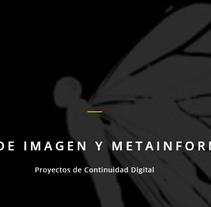 Tecnologias documentales. A Design, Br, ing, Identit, Information Architecture, and Web Development project by francisco javier saiz rodrigo         - 11.01.2016