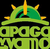 APAGA Y VAMO'. Un proyecto de Br, ing e Identidad, Diseño gráfico y Diseño de iconos de Luciano Jiménez Dionicio         - 30.11.2017
